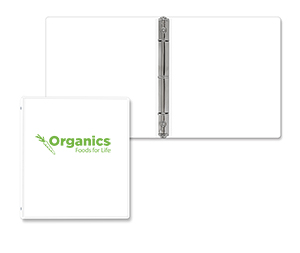 "2122 - 3/4"" Junior Round Ring Binder"