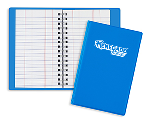 3309 - Wire-O Flexible Tally Book Junior