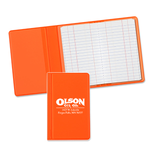 3319 - Tri-Fold Tally Book Junior