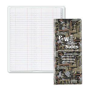 3420 - Oilfield Camo&#0153 Tally Book