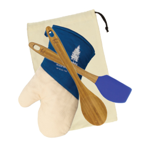 GS27 - Bamboo Gift Set with Mitt
