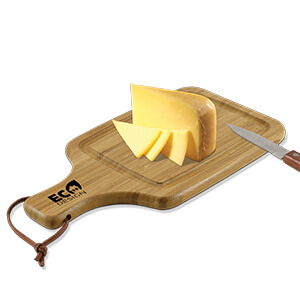 Item: Mi6000 -  Mini Everyday Bamboo Cutting Board